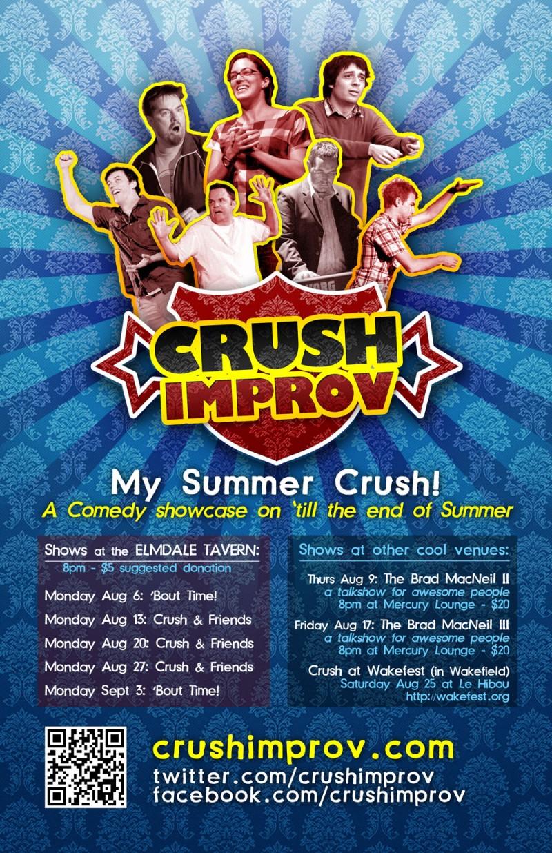 My Summer Crush